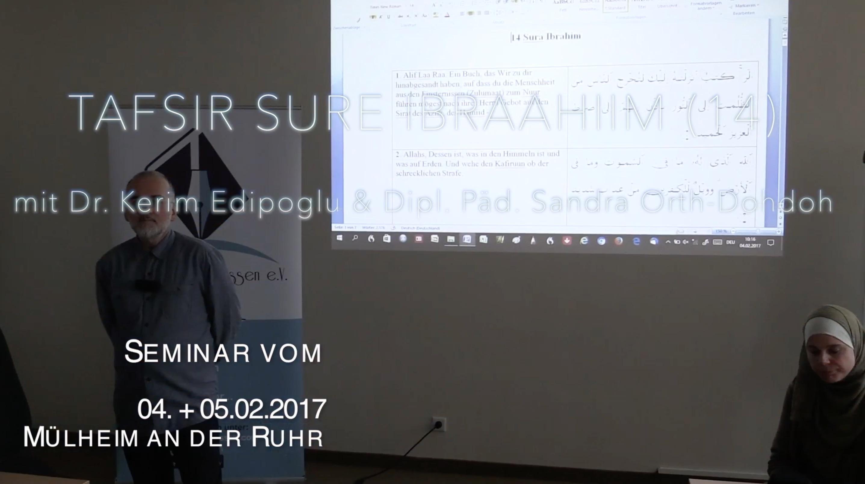 Sure Ibraahiim